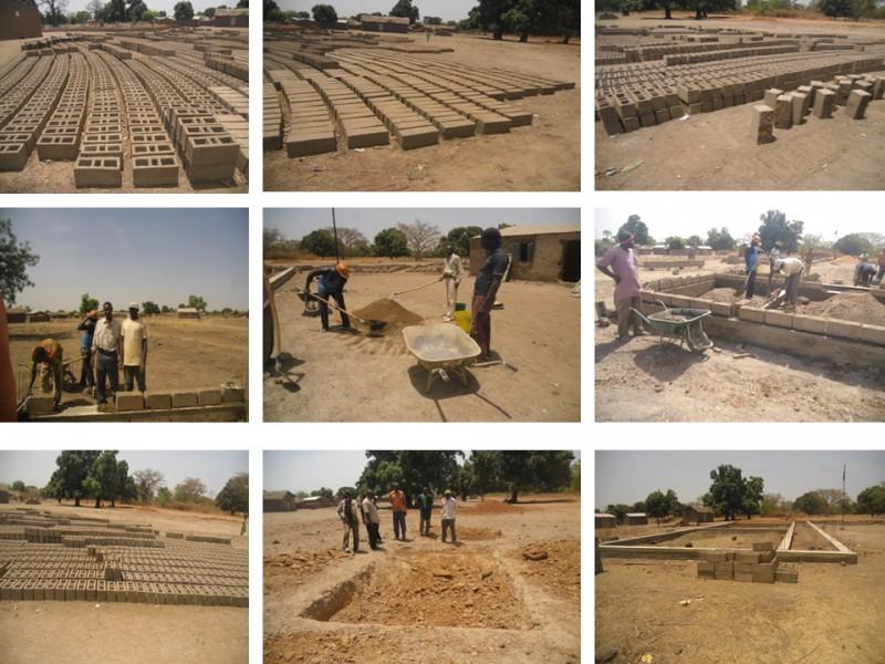 Nueva Escuela En Zangouna: Por Una Educación Digna.