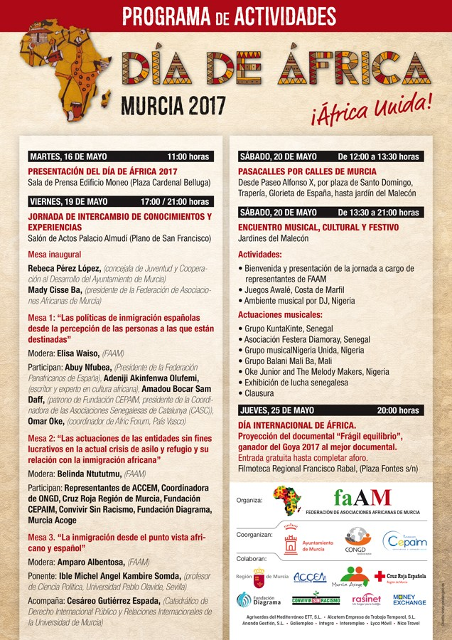 DÍA INTERNACIONAL DE ÁFRICA