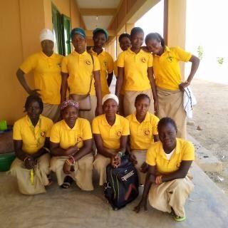 Financiación Curso Escolar En Burkina Faso